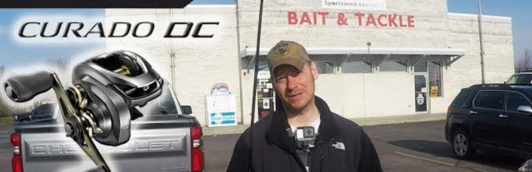 Curado DC 151!!! – Finally Pickup a Baitcaster at Sportsmens Direct