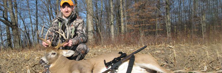 Monster Buck from Jackson Michigan – Opening Day Firearm Deer Season