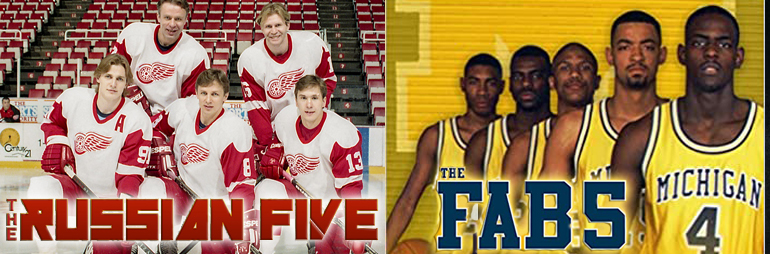 Russian Five & The Fab Five Documentary
