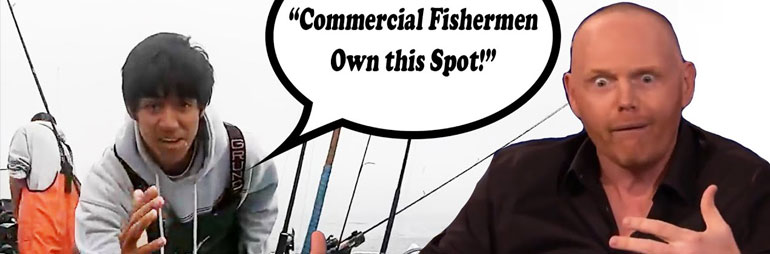 YouTube Fishing Fights are Getting Worse